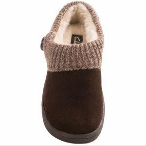 Clark's slipper clogs
